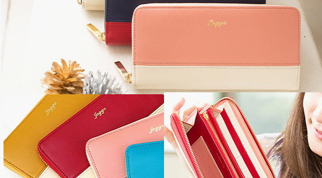 世界に一つの誕生日プレゼント・革製品のレディース財布・PC用