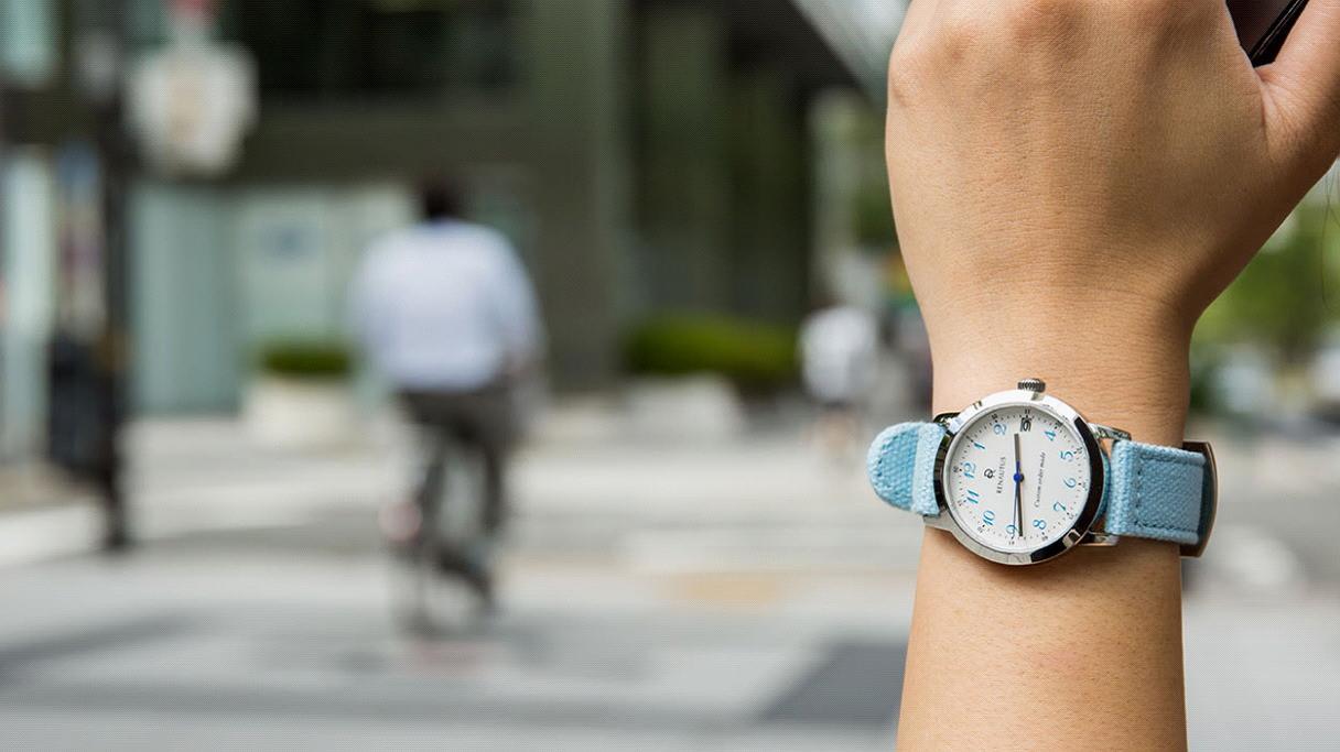 オーダーメイド腕時計のレディースススメ腕時計